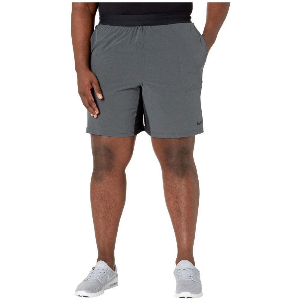 ナイキ Nike メンズ ショートパンツ 大きいサイズ ボトムス・パンツ【Big & Tall Flex Shorts Active】Black/Iron Grey/Black/Black