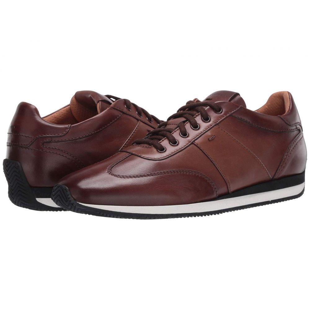 サントーニ Santoni メンズ スニーカー シューズ・靴【Parola Sneaker】Brown