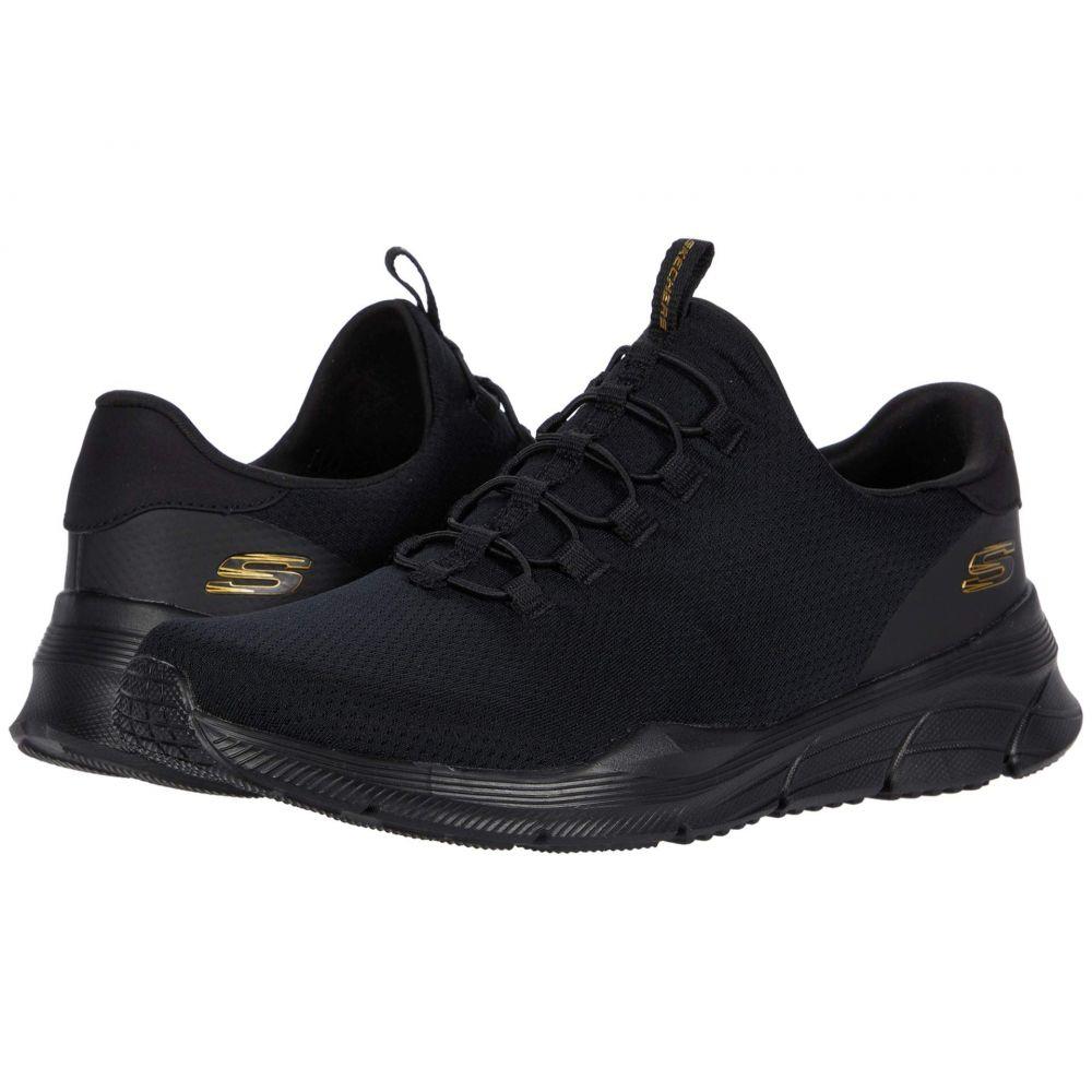 スケッチャーズ SKECHERS メンズ スニーカー シューズ・靴【Equalizer 4.0 Voltis】Black/Black