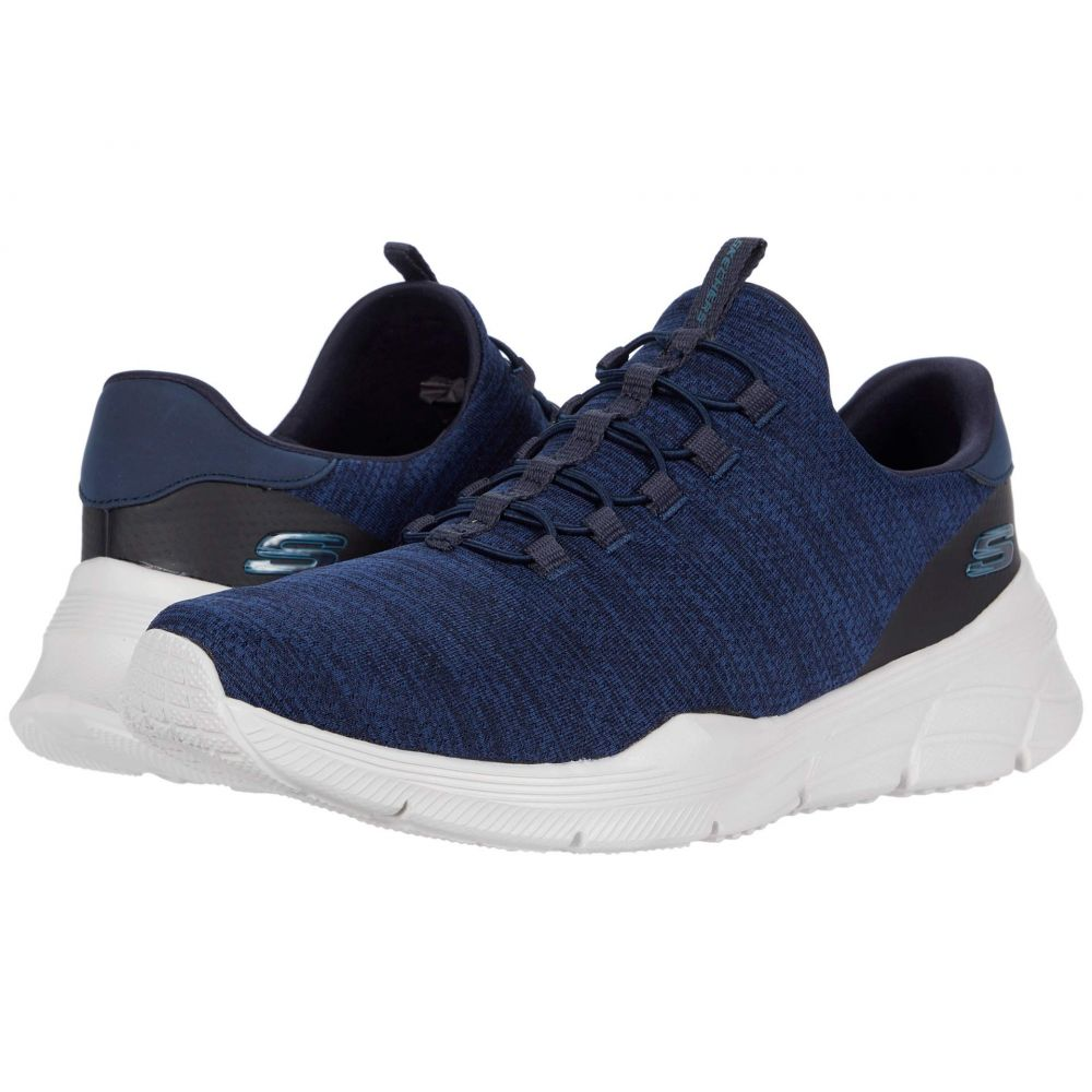 スケッチャーズ SKECHERS メンズ スニーカー シューズ・靴【Equalizer 4.0 Voltis】Navy/Blue
