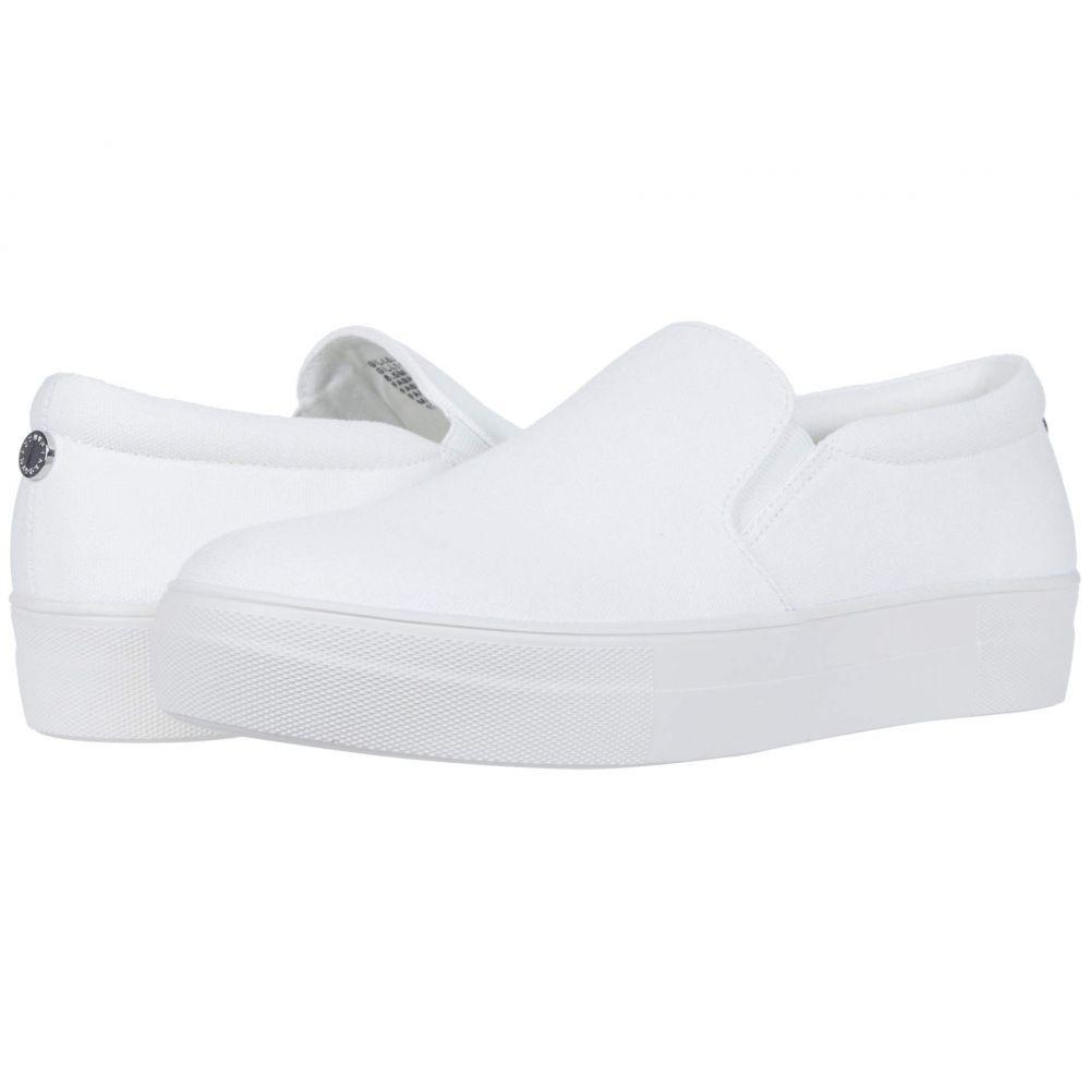 スティーブ マデン Steve Madden レディース スニーカー シューズ・靴【Gills-C Sneaker】White