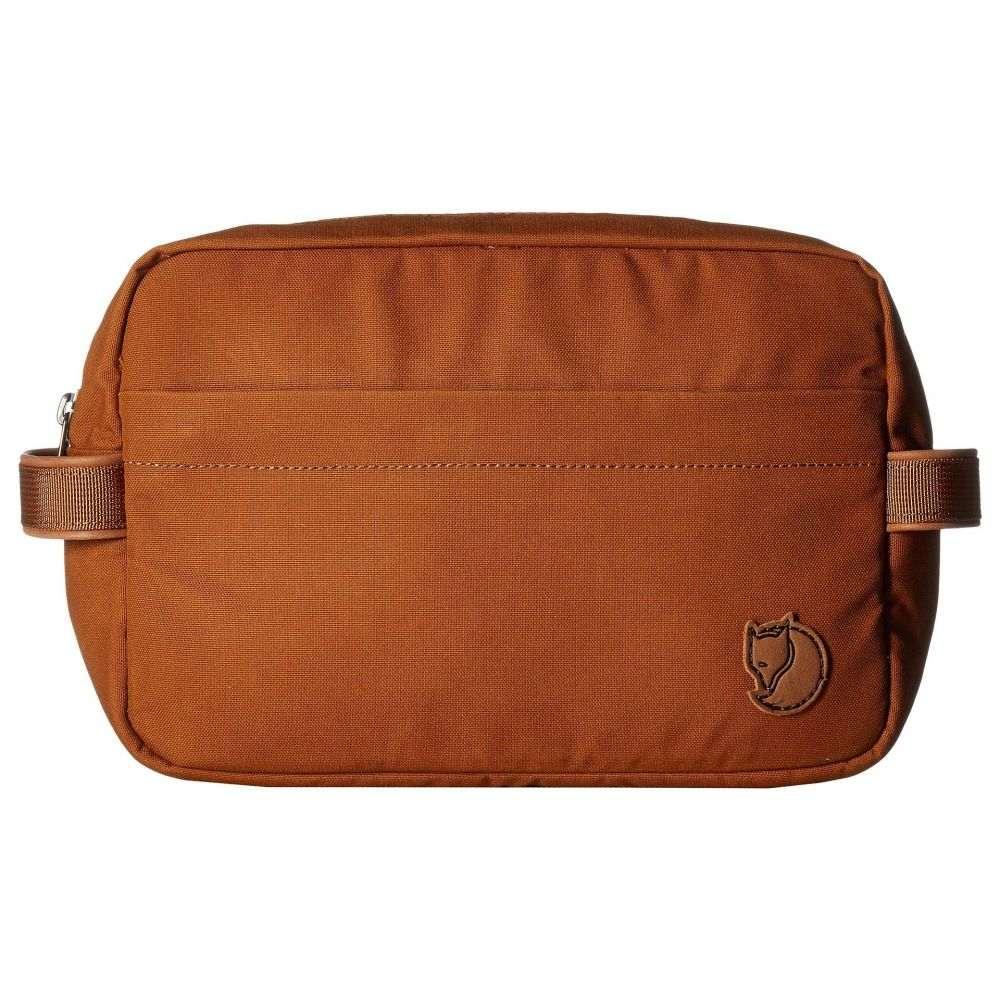 フェールラーベン Fjallraven レディース ポーチ トイレタリーバッグ【Travel Toiletry Bag】Chestnut