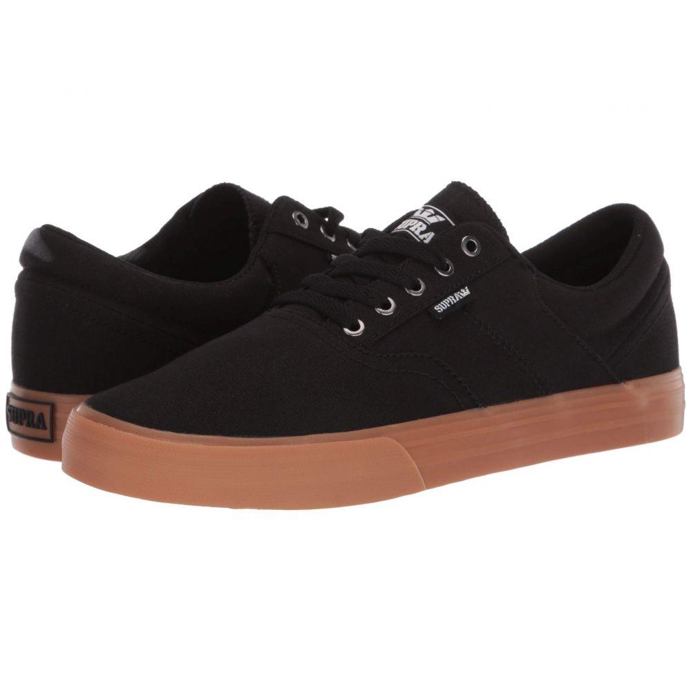 スープラ Supra メンズ シューズ・靴 【Cobalt】Black/Gum