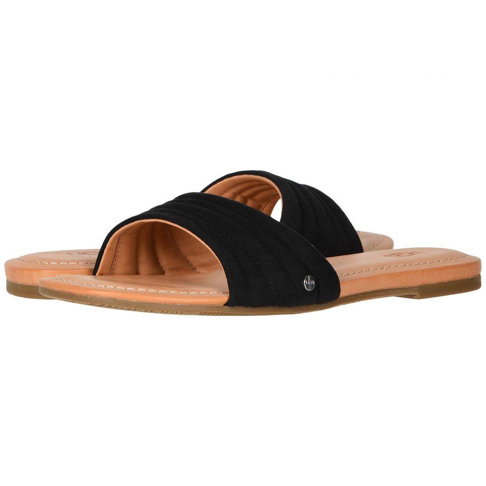 アグ UGG レディース サンダル・ミュール シューズ・靴【Jurupa】Black