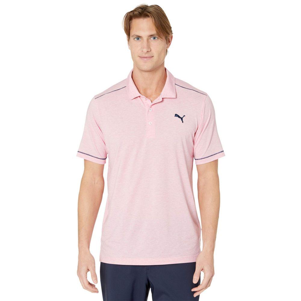 プーマ PUMA Golf メンズ ポロシャツ トップス【Rancho Polo】Rapture Rose Heather