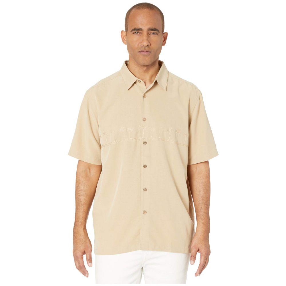 クイックシルバー Quiksilver Waterman メンズ シャツ トップス【Tahiti Palms 4】Incense