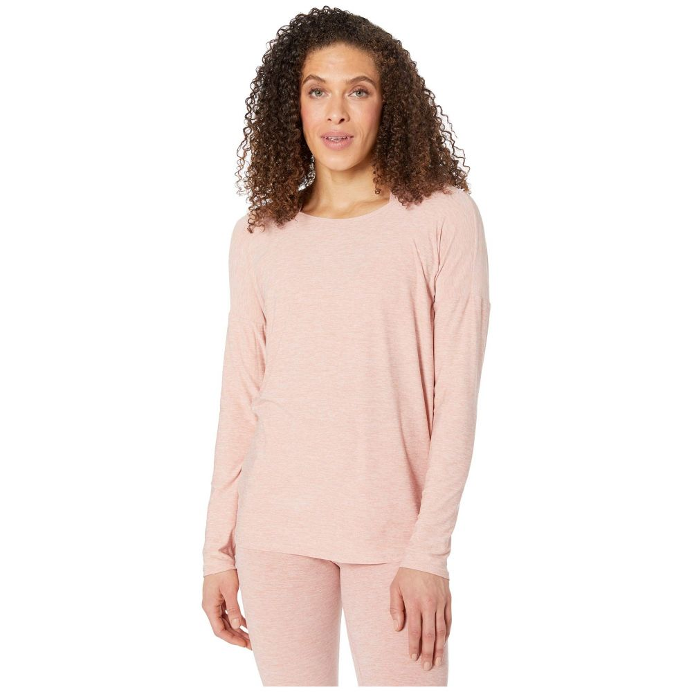 ビヨンドヨガ Beyond Yoga レディース トップス 【Moonrise Pullover】Tinted Rose/Pink Quartz