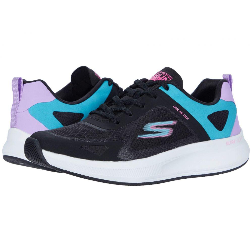 スケッチャーズ SKECHERS レディース ランニング・ウォーキング シューズ・靴【Go Run Pulse】Black/Multi