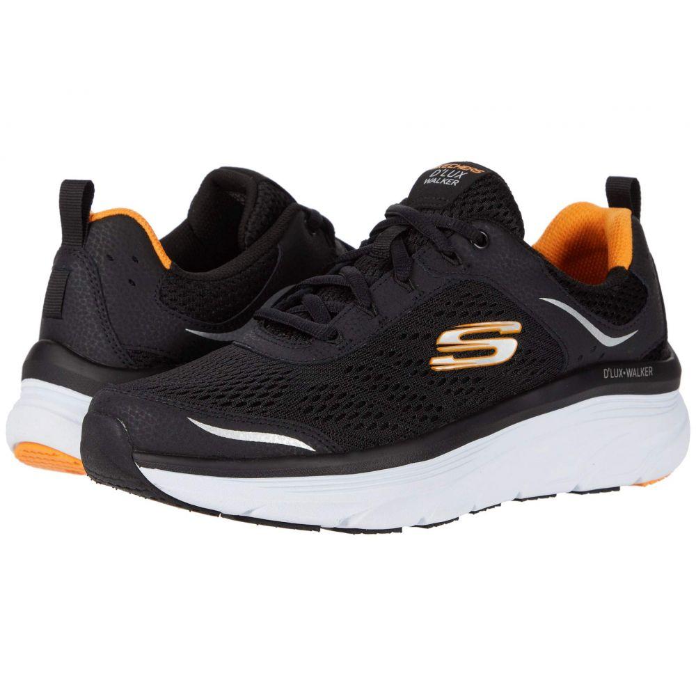 スケッチャーズ SKECHERS メンズ スニーカー シューズ・靴【D'Lux Walker】Black/White