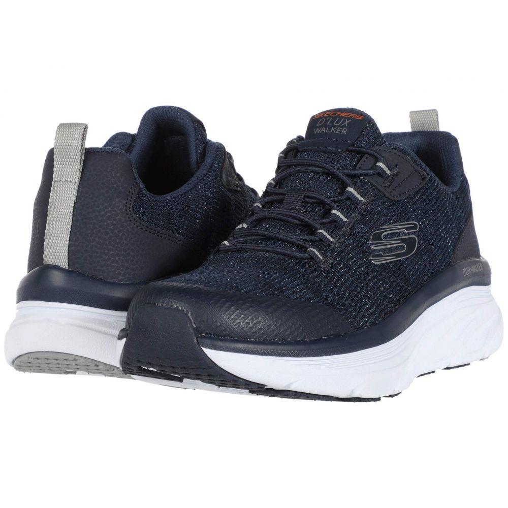 スケッチャーズ SKECHERS メンズ スニーカー シューズ・靴【D'Lux Walker Pensive】Navy