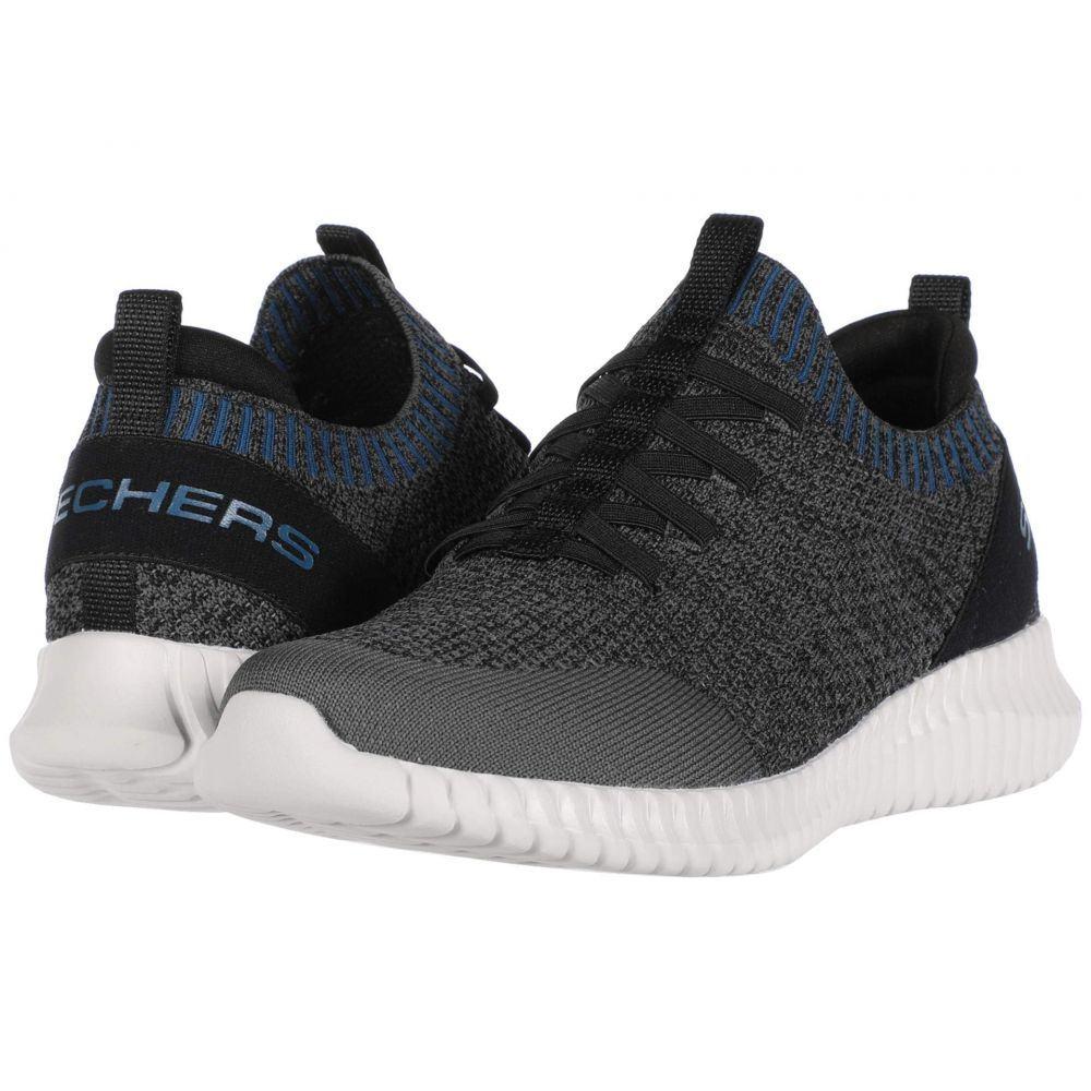スケッチャーズ SKECHERS メンズ スニーカー シューズ・靴【Elite Flex Karnell】Charcoal