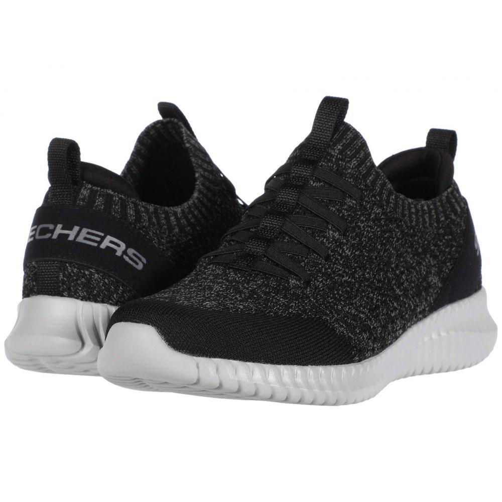 スケッチャーズ SKECHERS メンズ スニーカー シューズ・靴【Elite Flex Karnell】Black/Gray