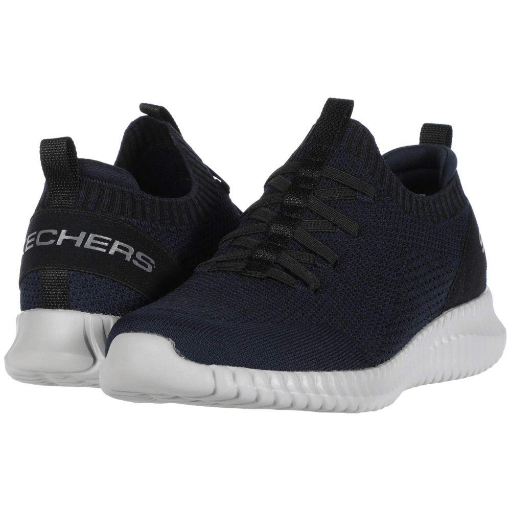 スケッチャーズ SKECHERS メンズ スニーカー シューズ・靴【Elite Flex Karnell】Navy