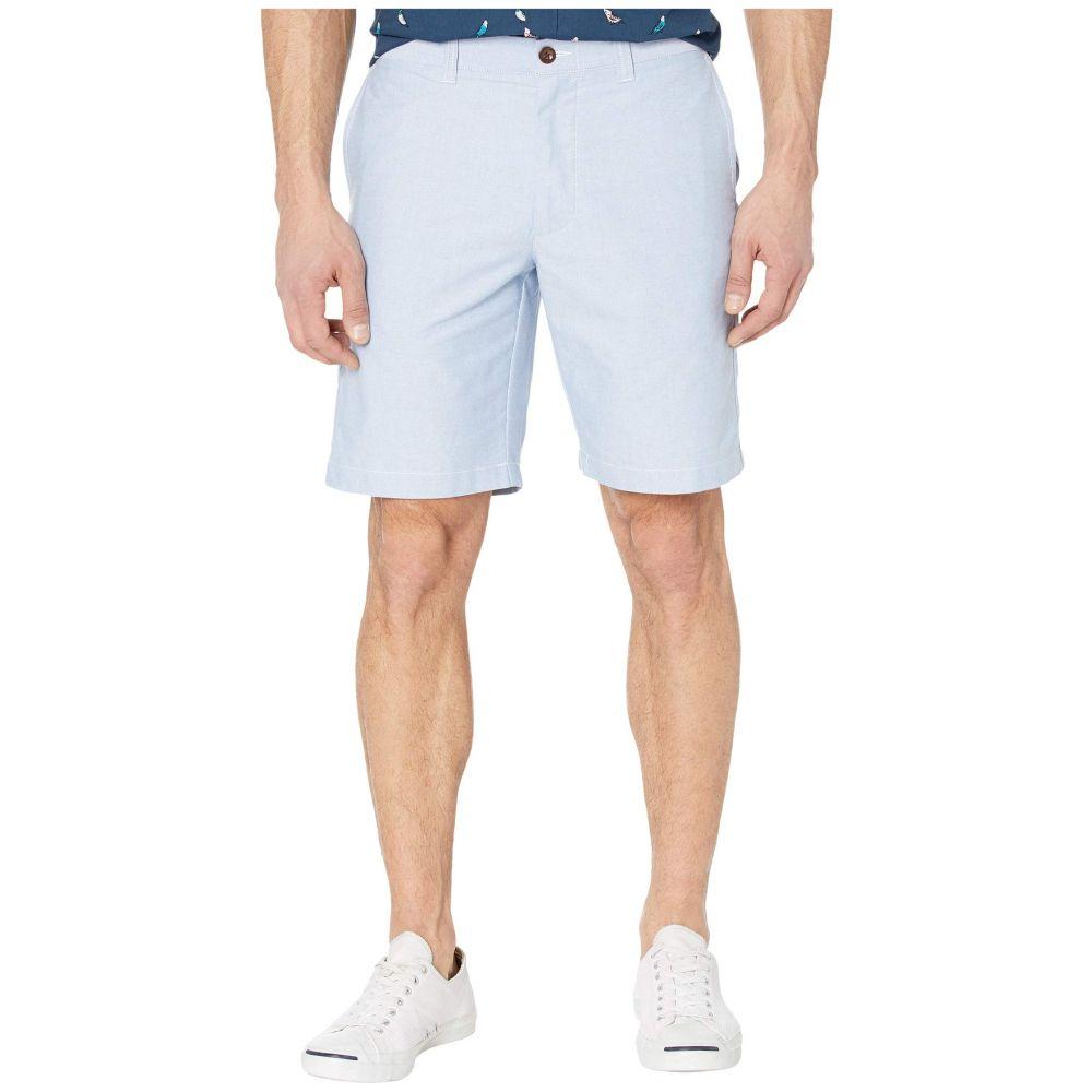 ジェイクルー J.Crew メンズ ショートパンツ ボトムス・パンツ【9' Oxford Shorts】Light Blue Oxford