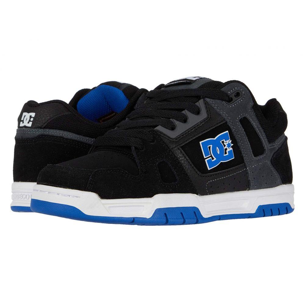 ディーシー DC メンズ シューズ・靴 【Stag】Black/Blue
