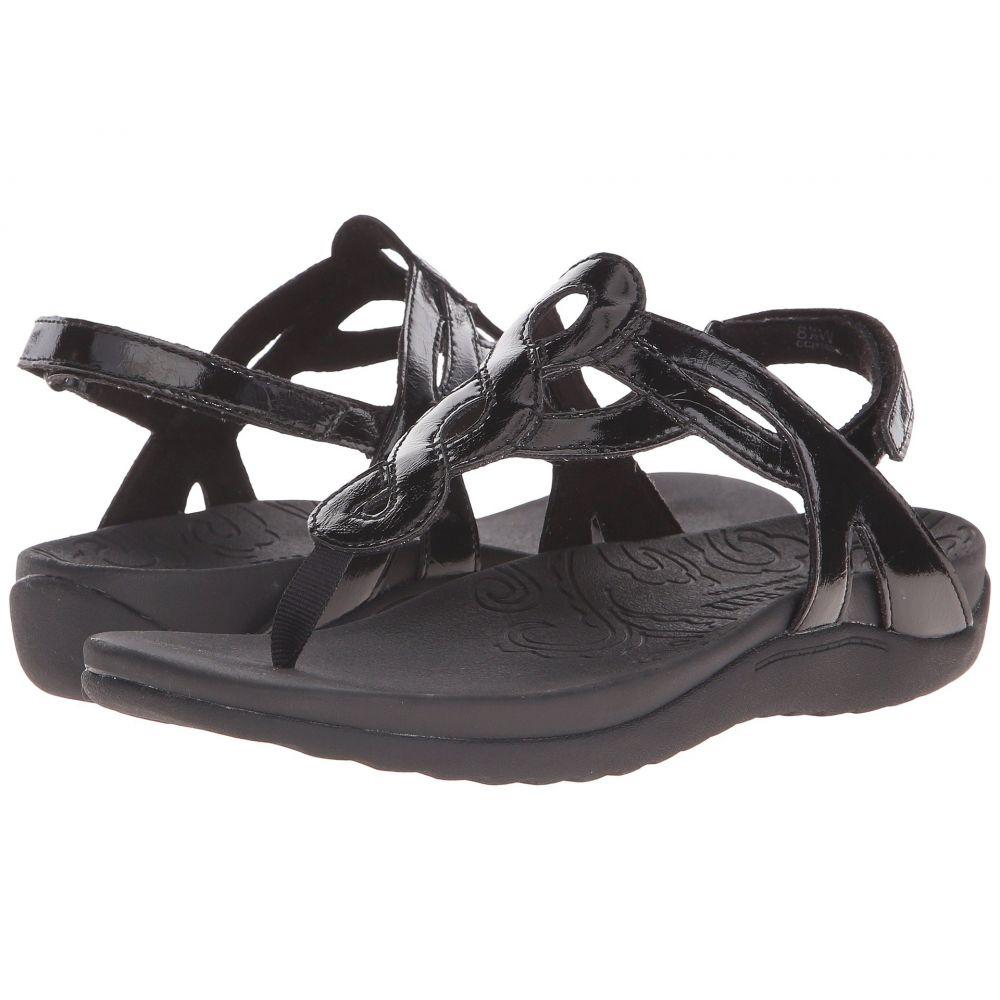 ロックポート Rockport レディース サンダル・ミュール シューズ・靴【Ramona】Black Patent