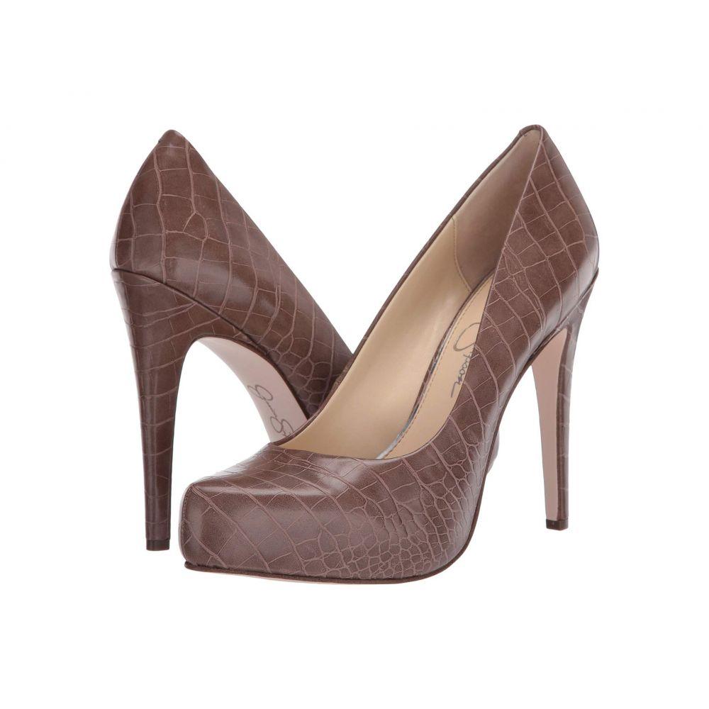 ジェシカシンプソン Jessica Simpson レディース ヒール シューズ・靴【Parisah】Taupe