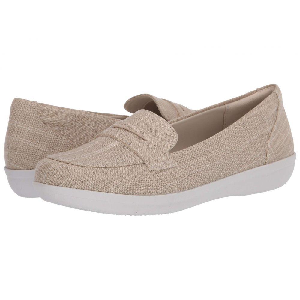クラークス Clarks レディース ローファー・オックスフォード シューズ・靴【Ayla Form】Natural Linen