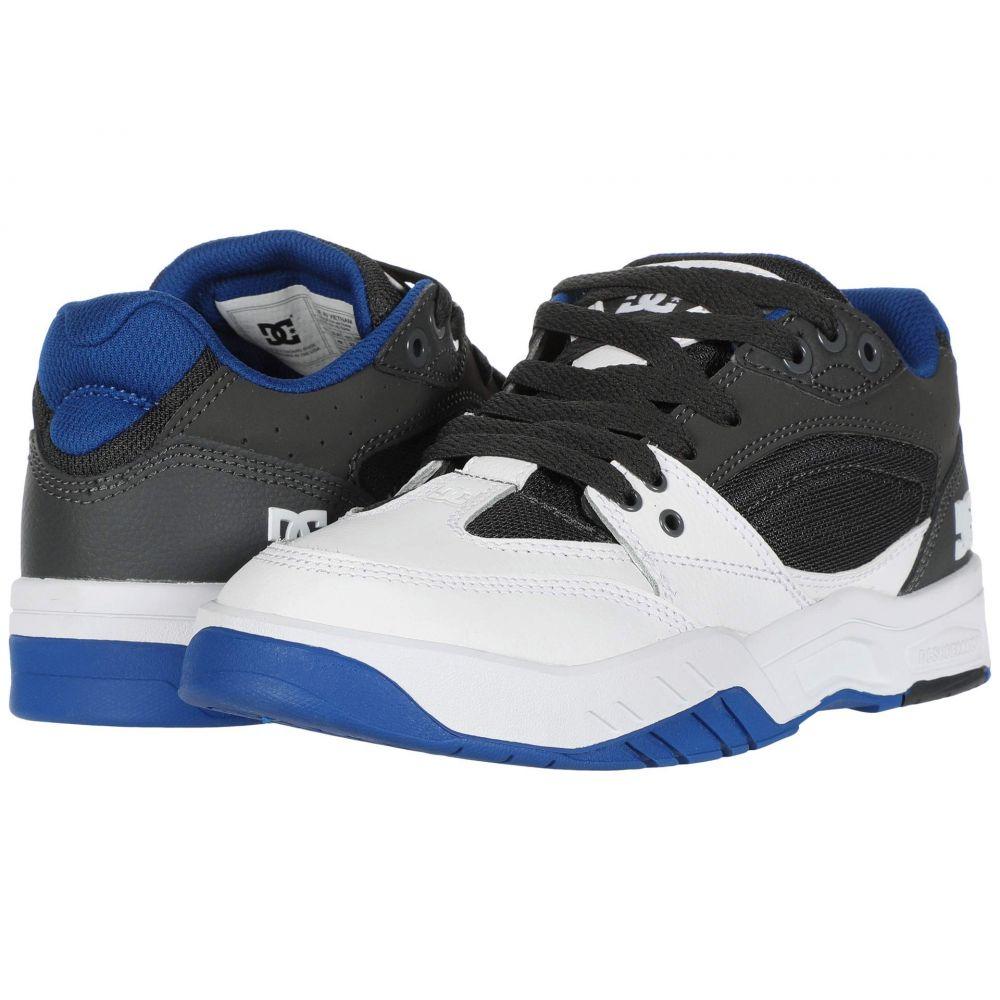 ディーシー DC メンズ シューズ・靴 【Maswell】Black/White/Blue
