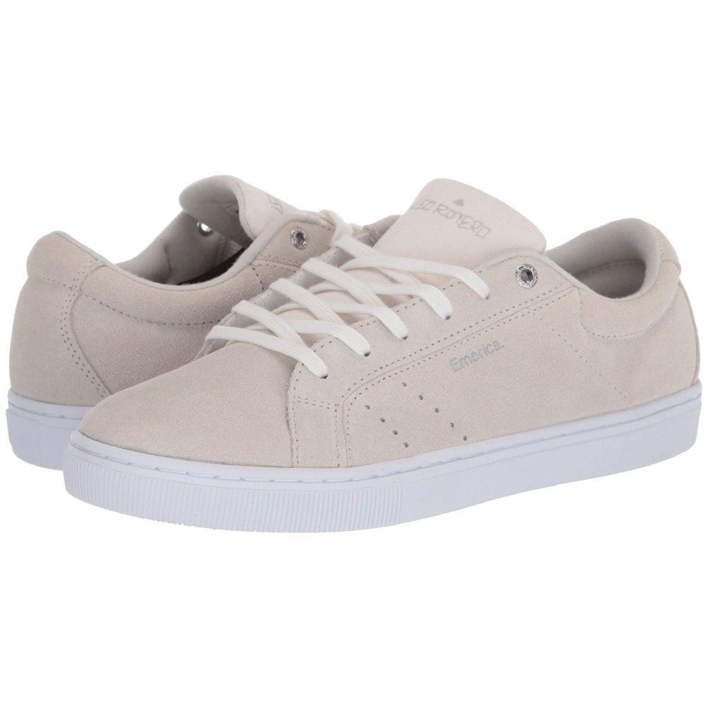 エメリカ Emerica メンズ シューズ・靴 【Americana】White