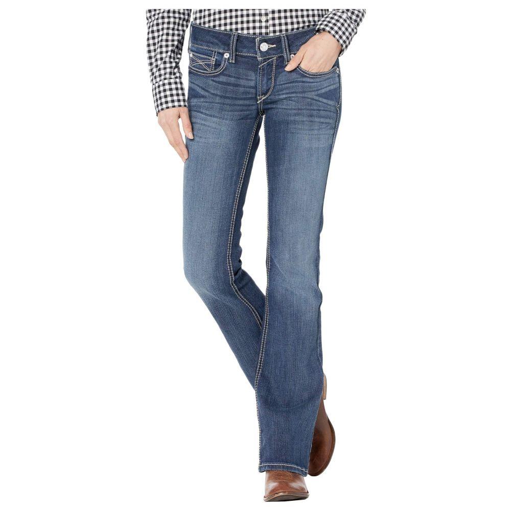 アリアト Ariat レディース ジーンズ・デニム ブーツカット ボトムス・パンツ【R.E.A.L.(TM) Arrow Fit Bootcut Shayla Jeans in Gemstone】Gemstone