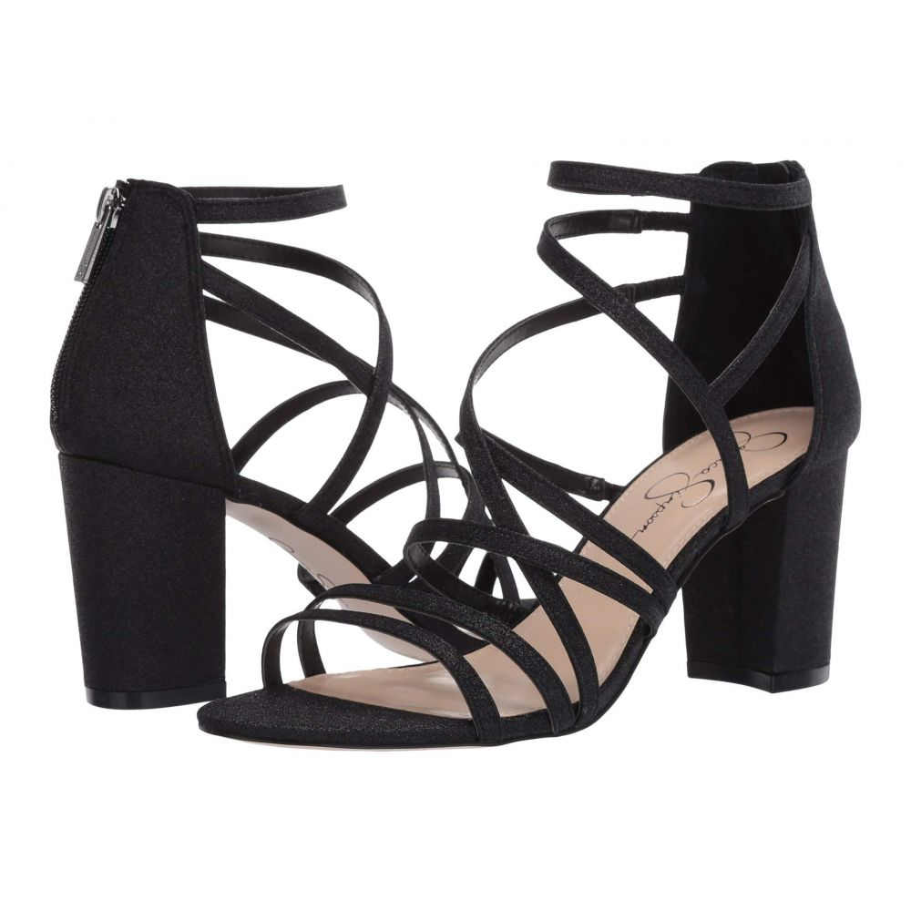 ジェシカシンプソン Jessica Simpson レディース サンダル・ミュール シューズ・靴【Stassey】Black
