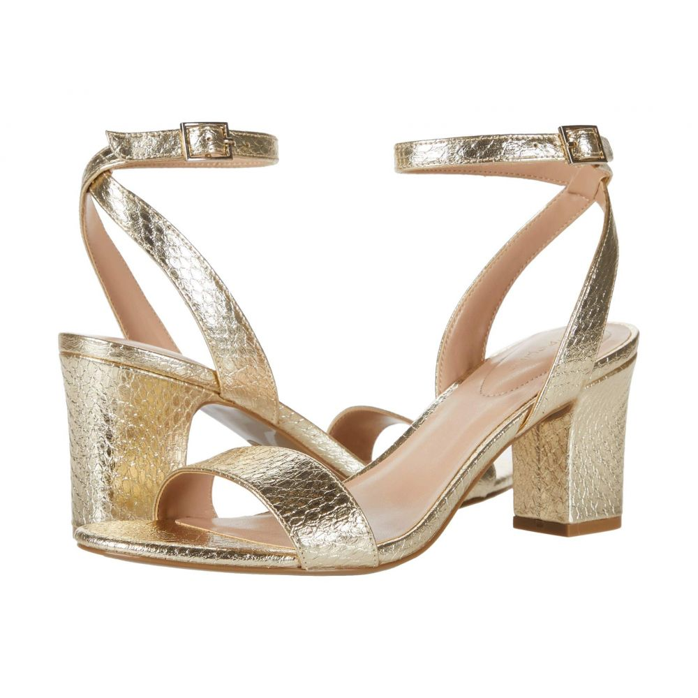 バンドリーノ Bandolino レディース サンダル・ミュール シューズ・靴【Ansley 3】Gold