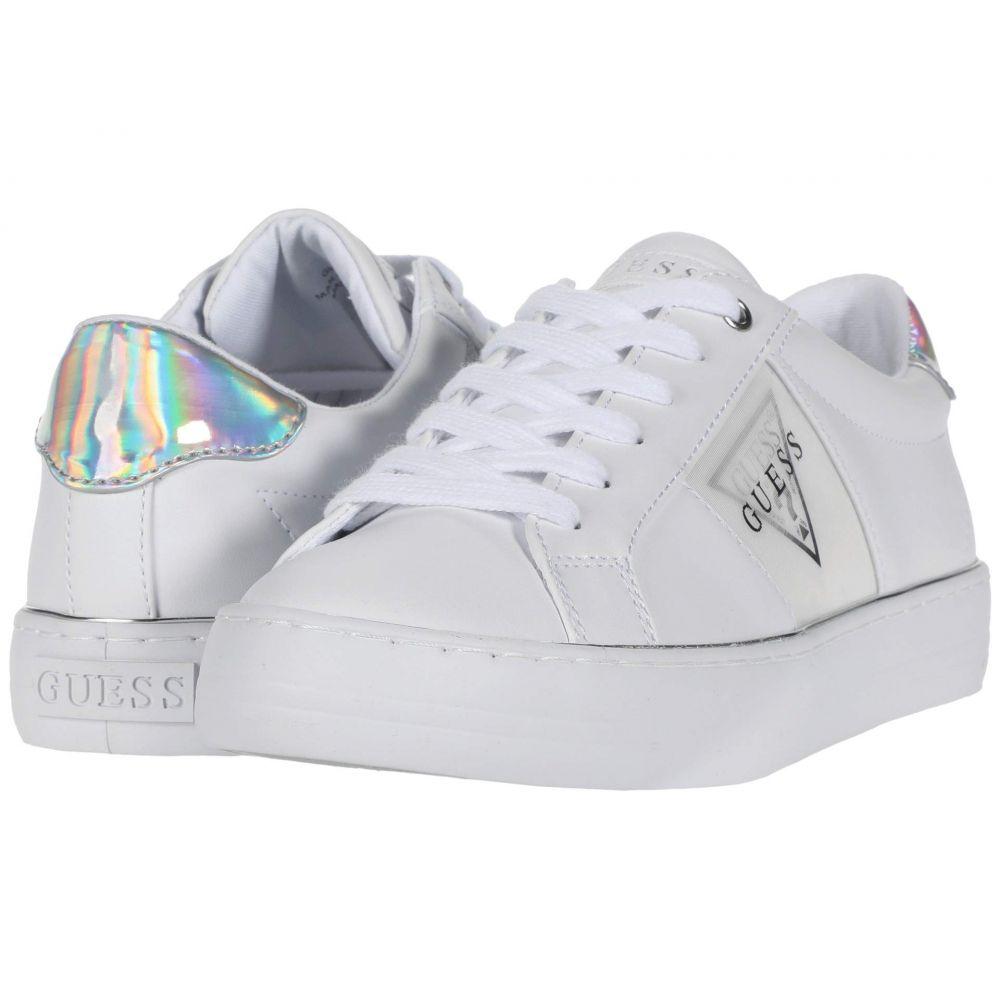 ゲス GUESS レディース スニーカー シューズ・靴【Gimmie】White