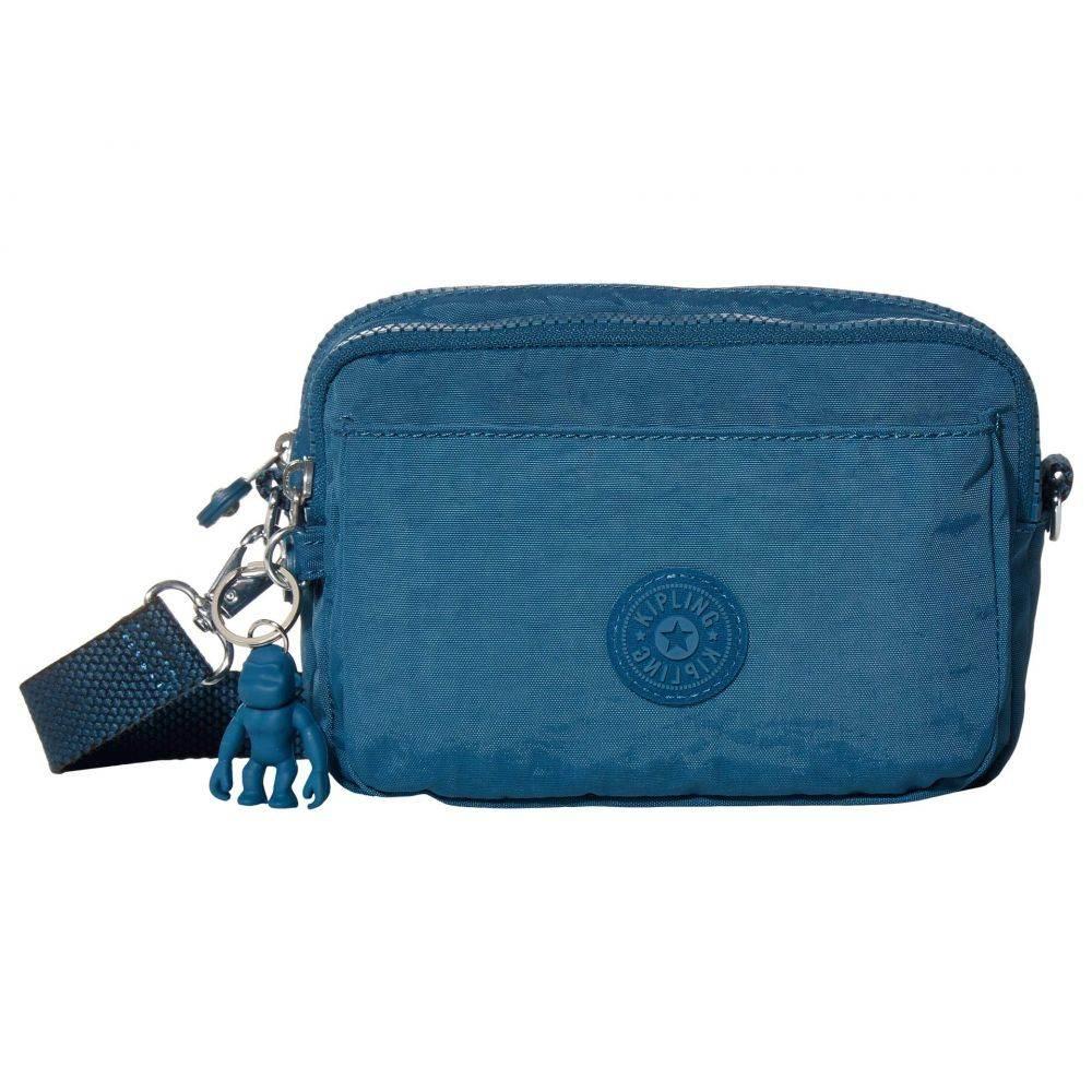 キプリング Kipling レディース ショルダーバッグ バッグ【Abanu Multi Convertible Crossbody Bag】Mystic Blue