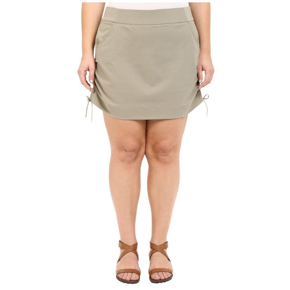 コロンビア Columbia レディース ミニスカート 大きいサイズ スコート スカート【Plus Size Anytime Casual(TM) Skort】Tusk