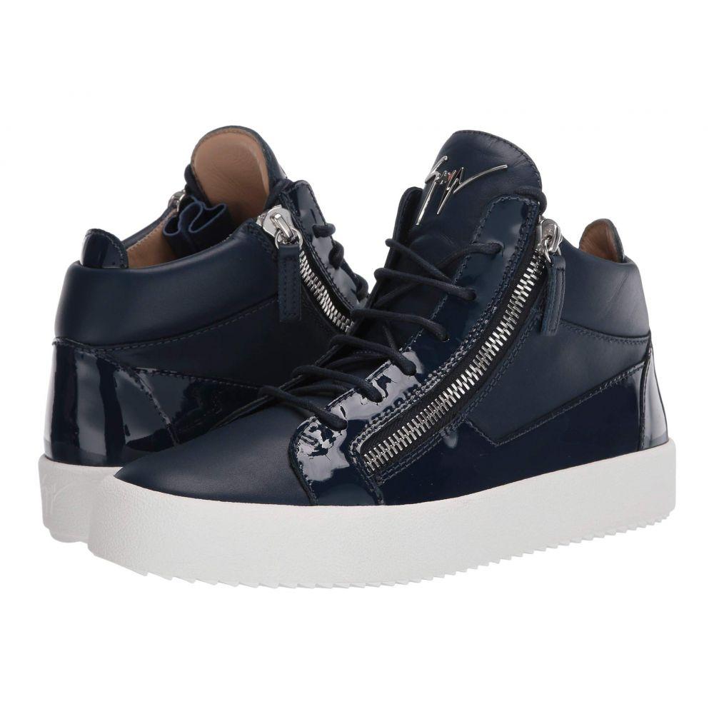 ジュゼッペ ザノッティ Giuseppe Zanotti メンズ スニーカー シューズ・靴【May London Mid Top Zayn Sneaker】Space