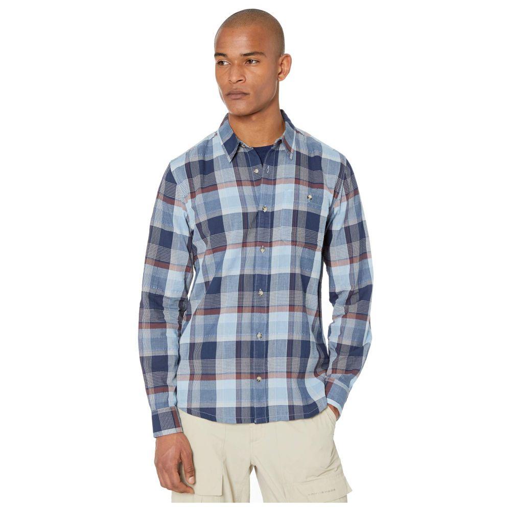 トードアンドコー Toad&Co メンズ シャツ トップス【Cuba Libre Long Sleeve Shirt】Dusk Blue