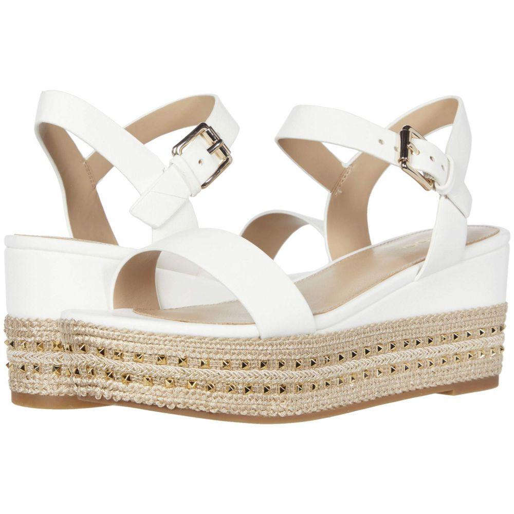 アルド ALDO レディース サンダル・ミュール シューズ・靴【Mauma】Other White