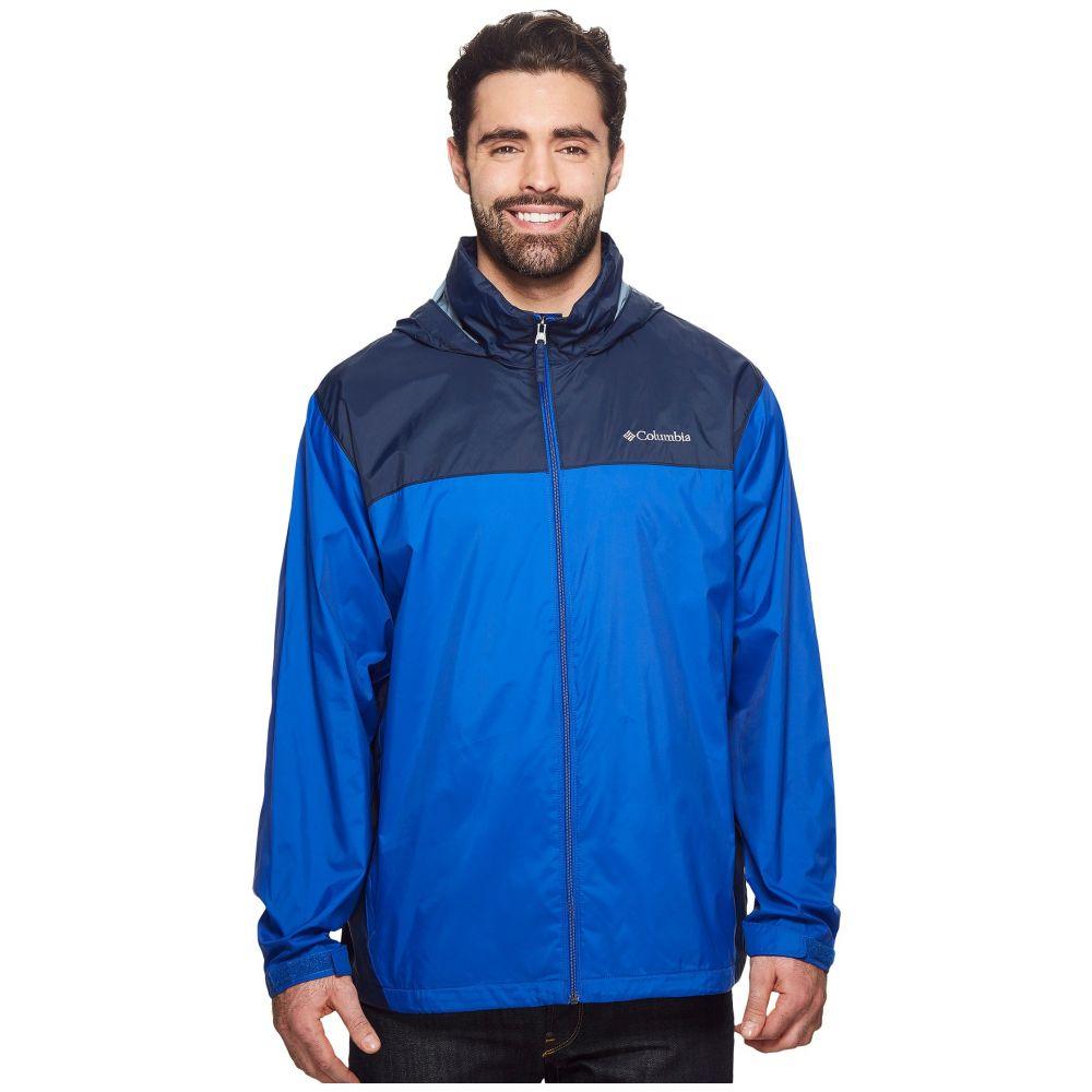 コロンビア Columbia メンズ レインコート 大きいサイズ アウター【Big & Tall Glennaker Lake(TM) Jacket】Azul/Collegiate Navy