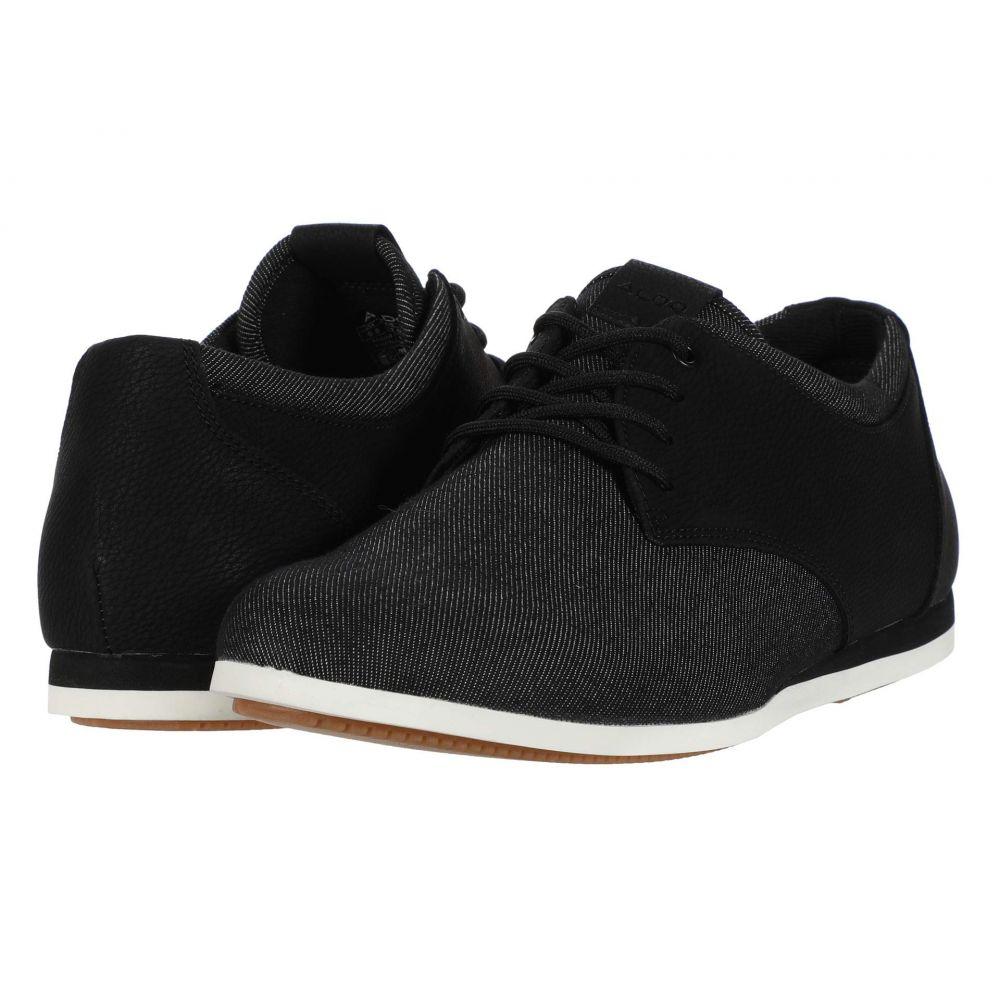 アルド ALDO メンズ スニーカー シューズ・靴【Aauwen-R】Black Denim