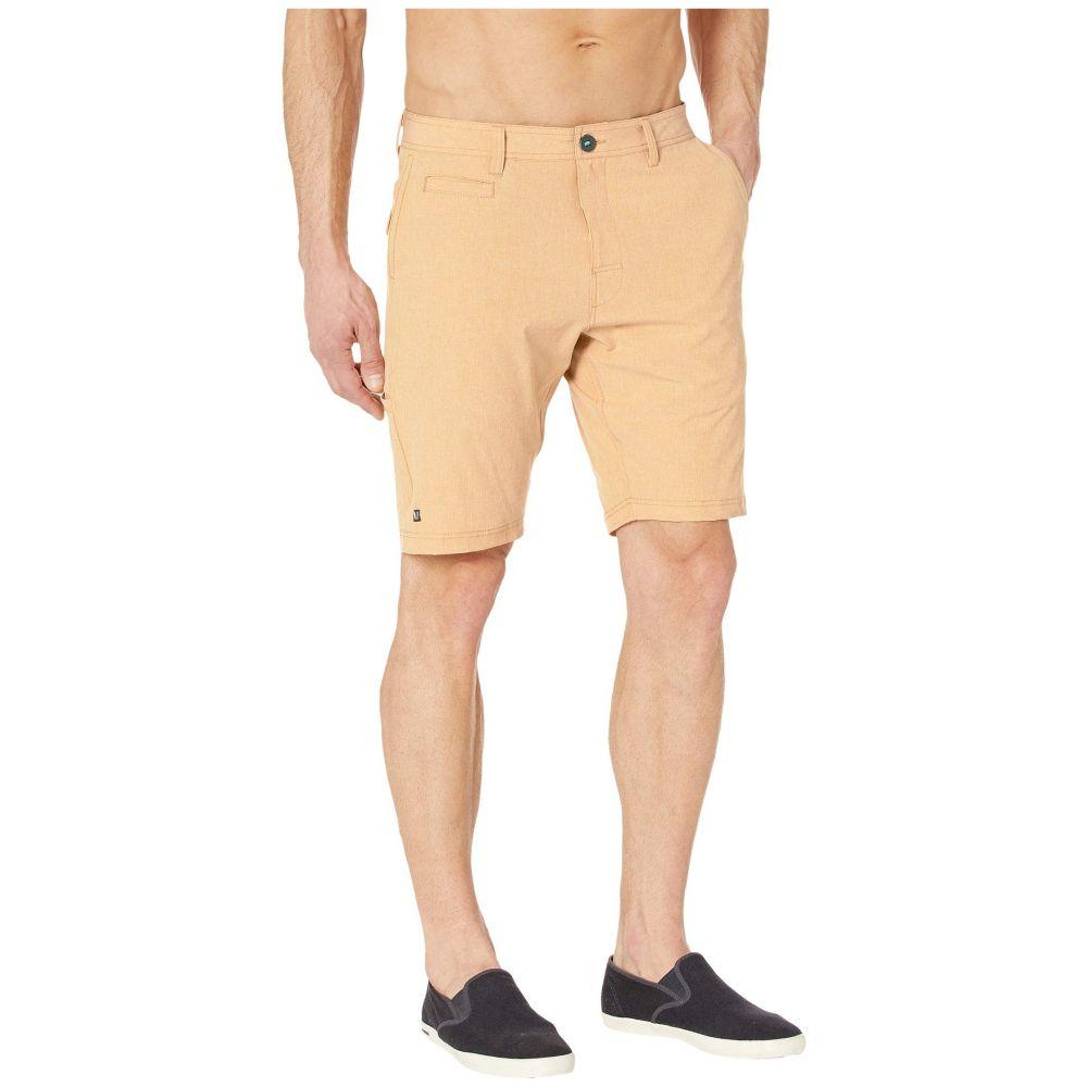 リンクソウル Linksoul メンズ ショートパンツ ボトムス・パンツ【LS651 - Boardwalker Shorts】Wheat