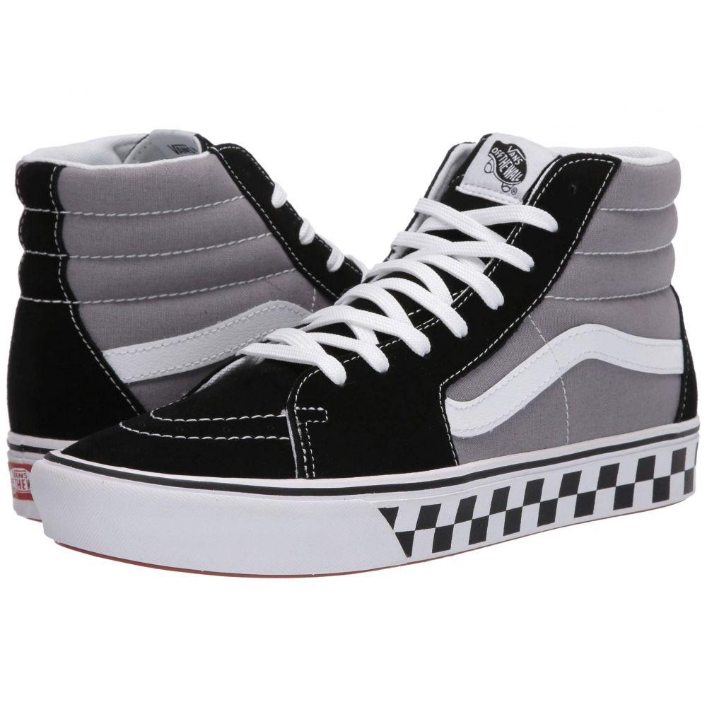 ヴァンズ Vans レディース シューズ・靴 【ComfyCush SK8-Hi】Black/Frost Gray
