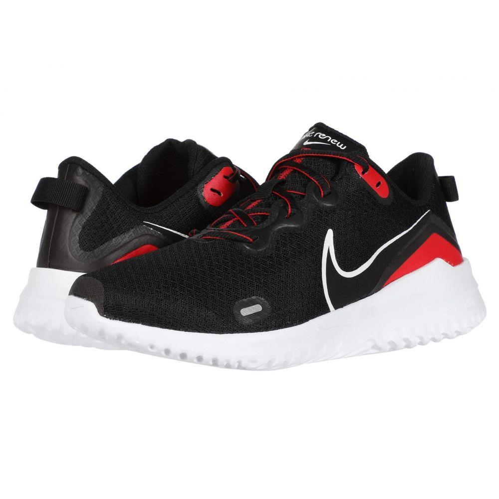 ナイキ Nike メンズ ランニング・ウォーキング シューズ・靴【Renew Ride】Black/White/University Red/Anthracite