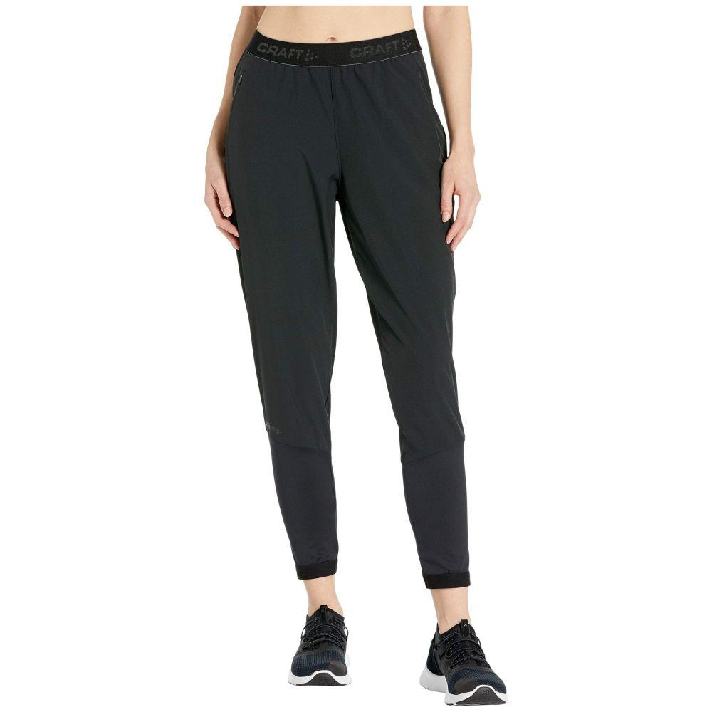 クラフト Craft レディース フィットネス・トレーニング ボトムス・パンツ【ADV Essence Training Pants】Black