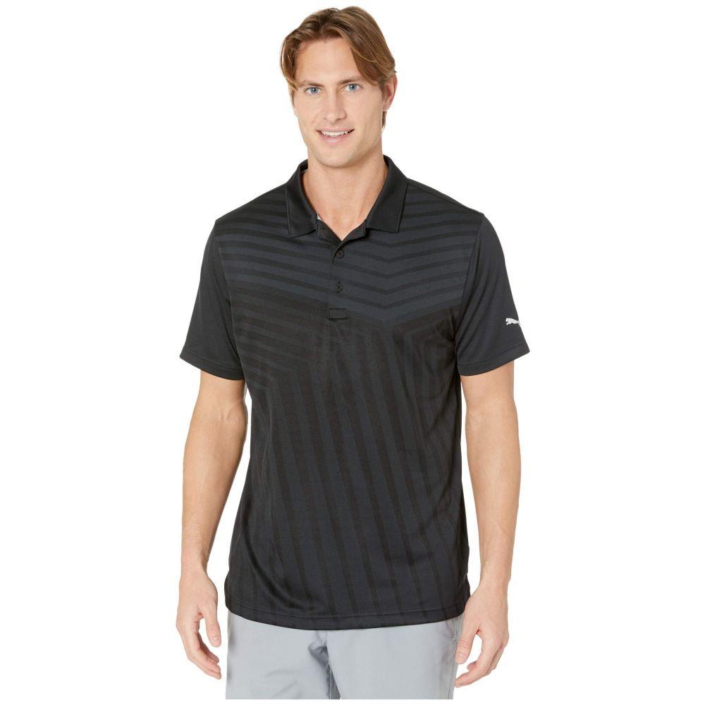 プーマ PUMA Golf メンズ ポロシャツ トップス【Alterknit Reflection Polo】PUMA Black