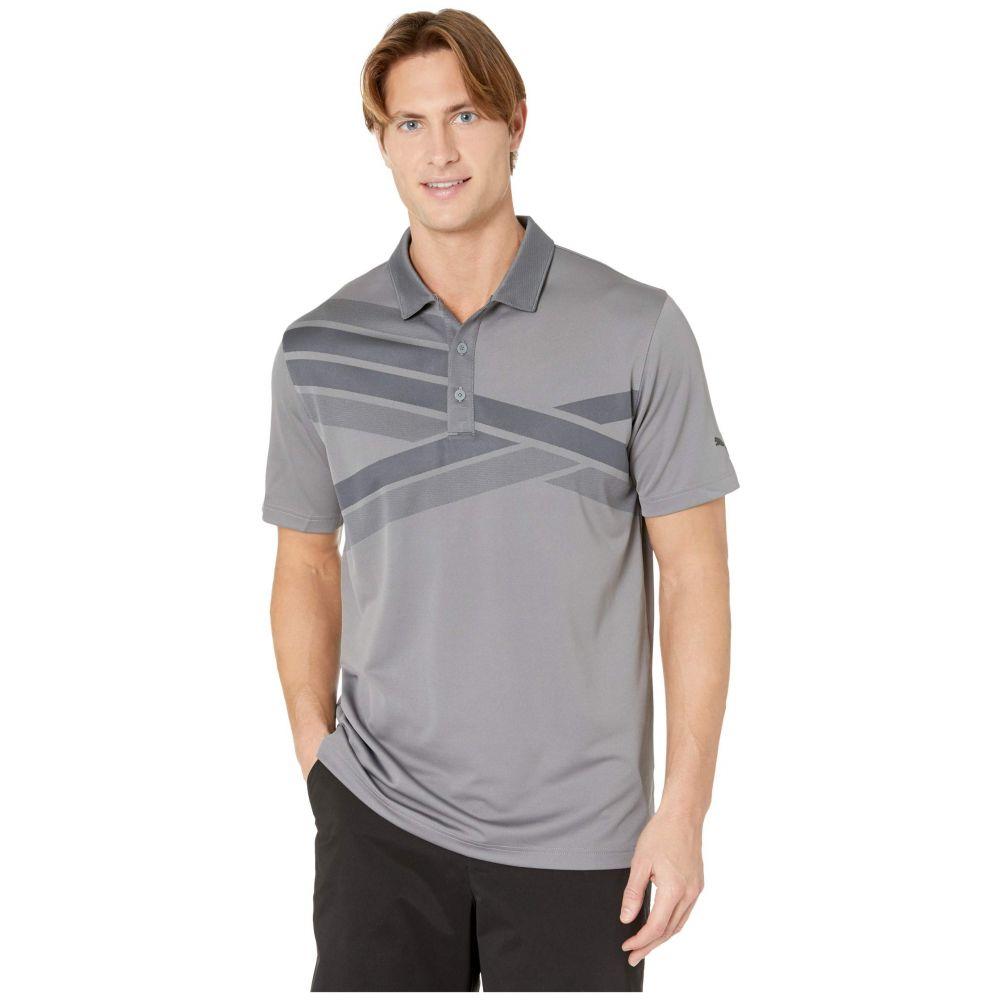 プーマ PUMA Golf メンズ ポロシャツ トップス【Alterknit Texture Polo】Quiet Shade