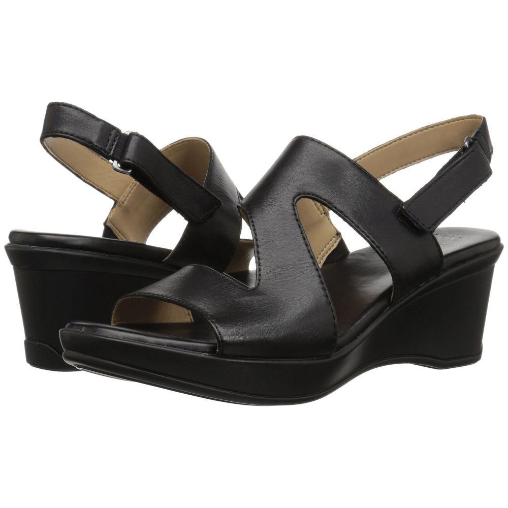 ナチュラライザー Naturalizer レディース サンダル・ミュール シューズ・靴【Valerie】Black Leather