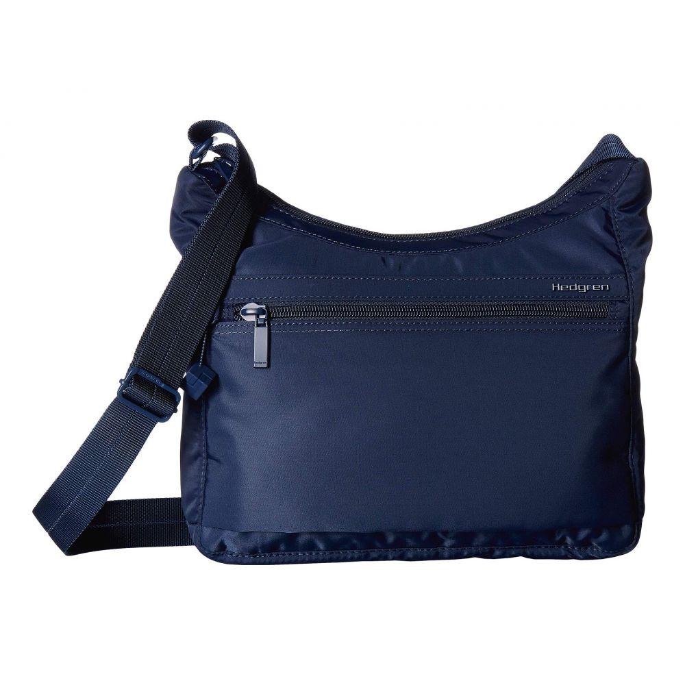 ヘデグレン Hedgren レディース ショルダーバッグ バッグ【Harper's Small RFID Shoulder Bag】Dress Blue