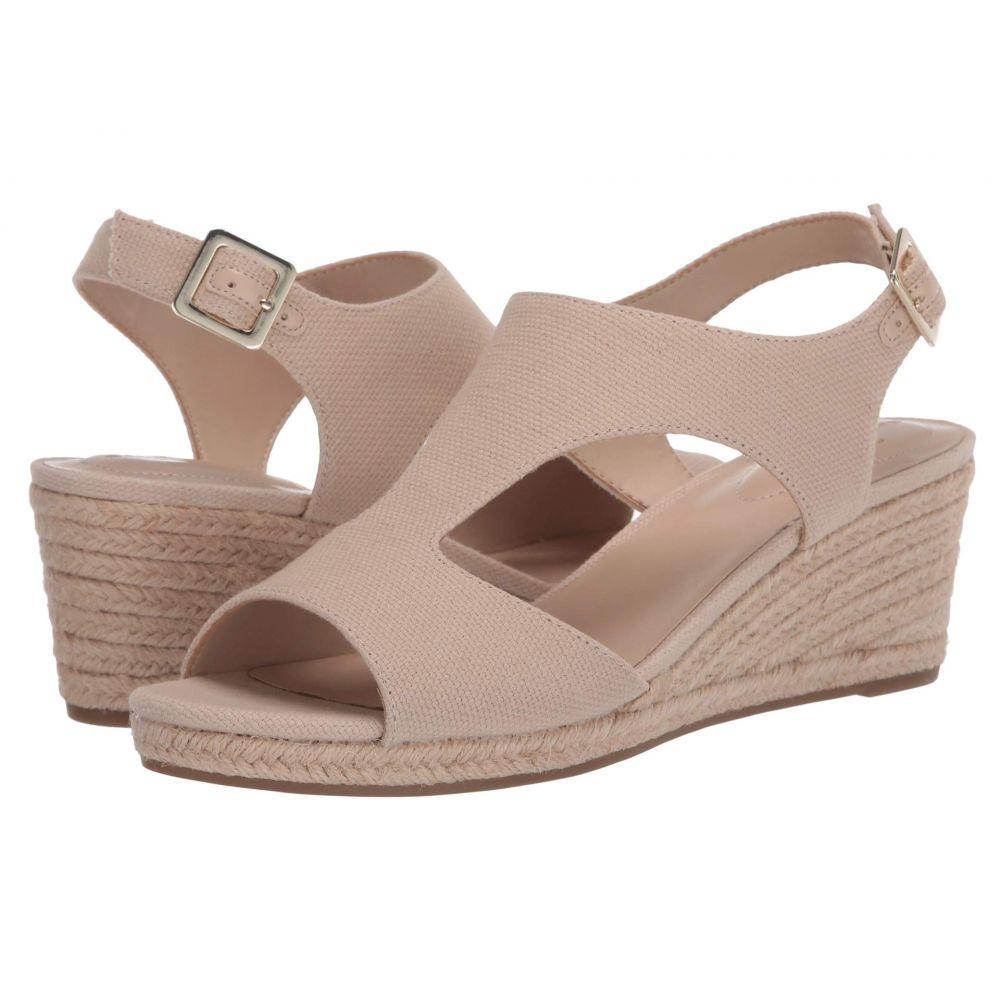 バンドリーノ Bandolino レディース サンダル・ミュール シューズ・靴【Natasha 7】Natural Fabric