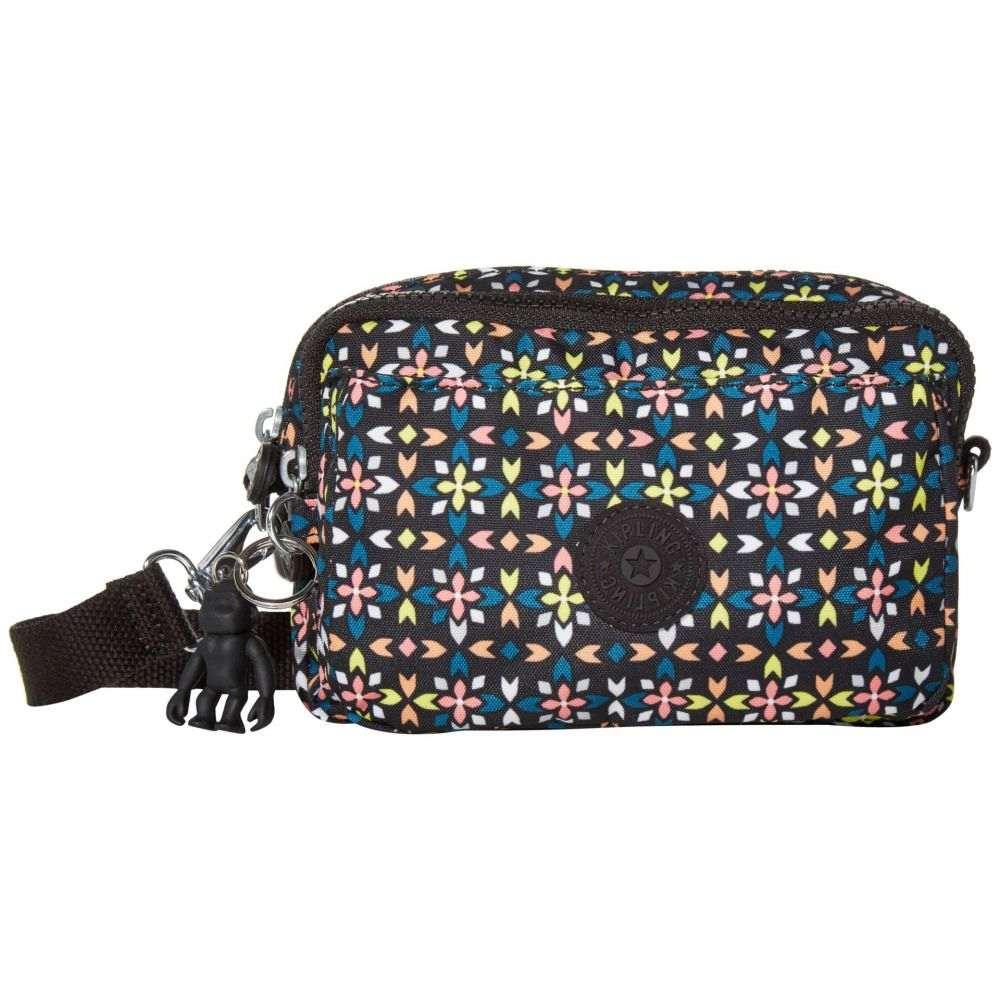 キプリング Kipling レディース ショルダーバッグ バッグ【Abanu Multi Convertible Crossbody Bag】Floral Mozzaik