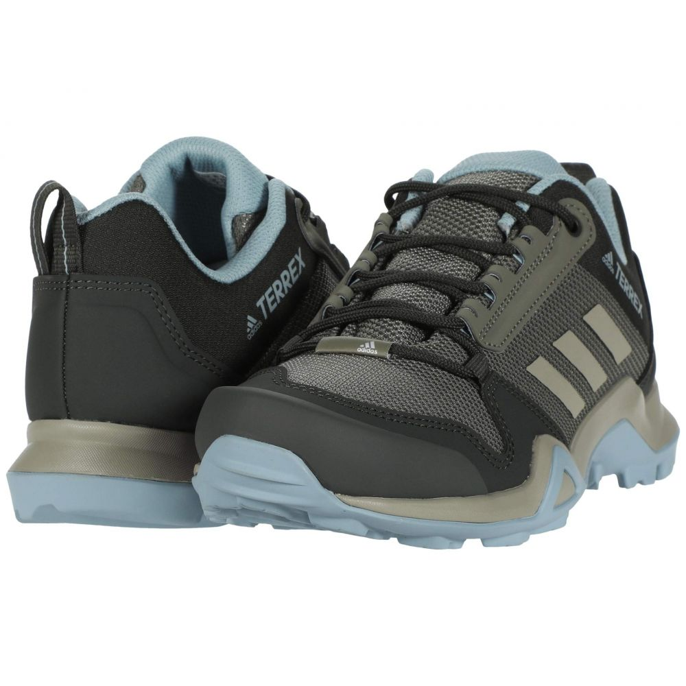 アディダス adidas Outdoor レディース ハイキング・登山 シューズ・靴【Terrex AX3】Legacy Green/Feather Grey/Ash Grey