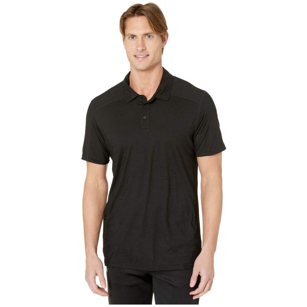 スマートウール メンズ 商品 トップス ポロシャツ Black 購入 サイズ交換無料 Merino Polo 150 Smartwool Sport