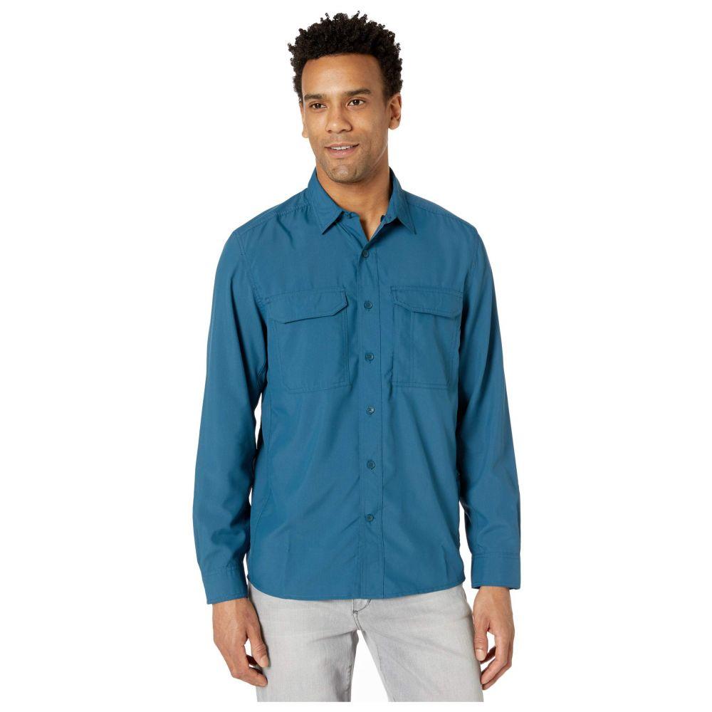 ロイヤルロビンズ Royal Robbins メンズ シャツ トップス【Global Expedition Long Sleeve Shirt】Orion