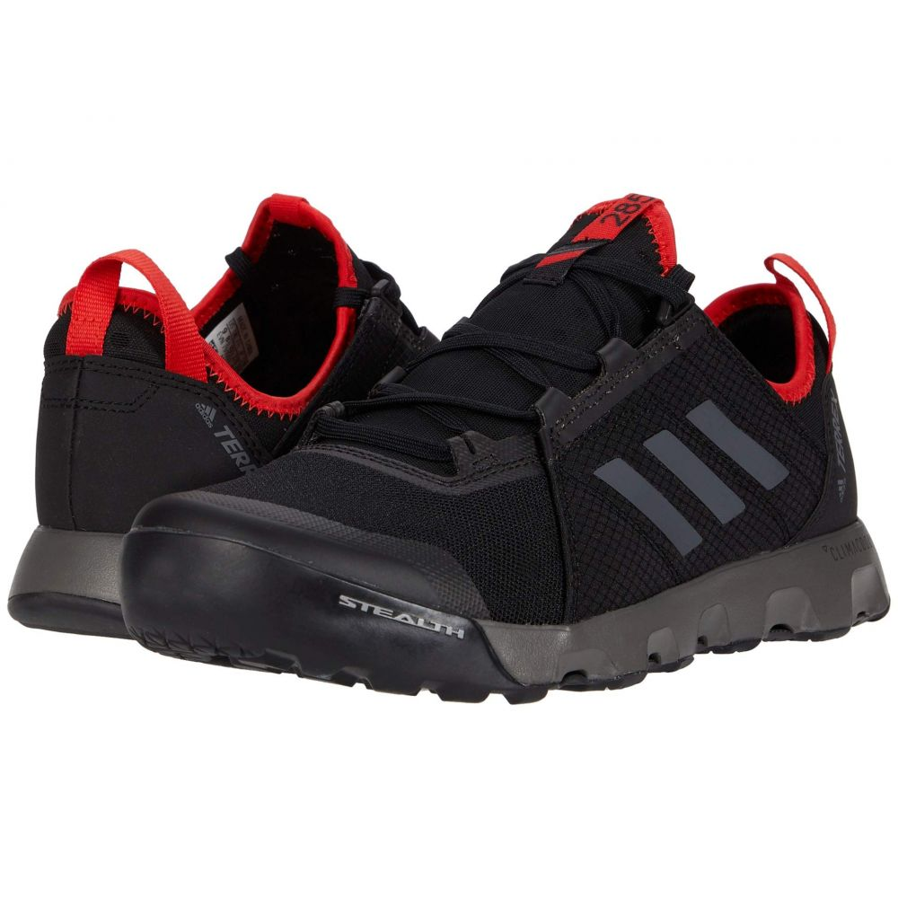 アディダス adidas Outdoor メンズ シューズ・靴 【Terrex Voyager Speed S.RDY】Black/Grey Four/Active Red