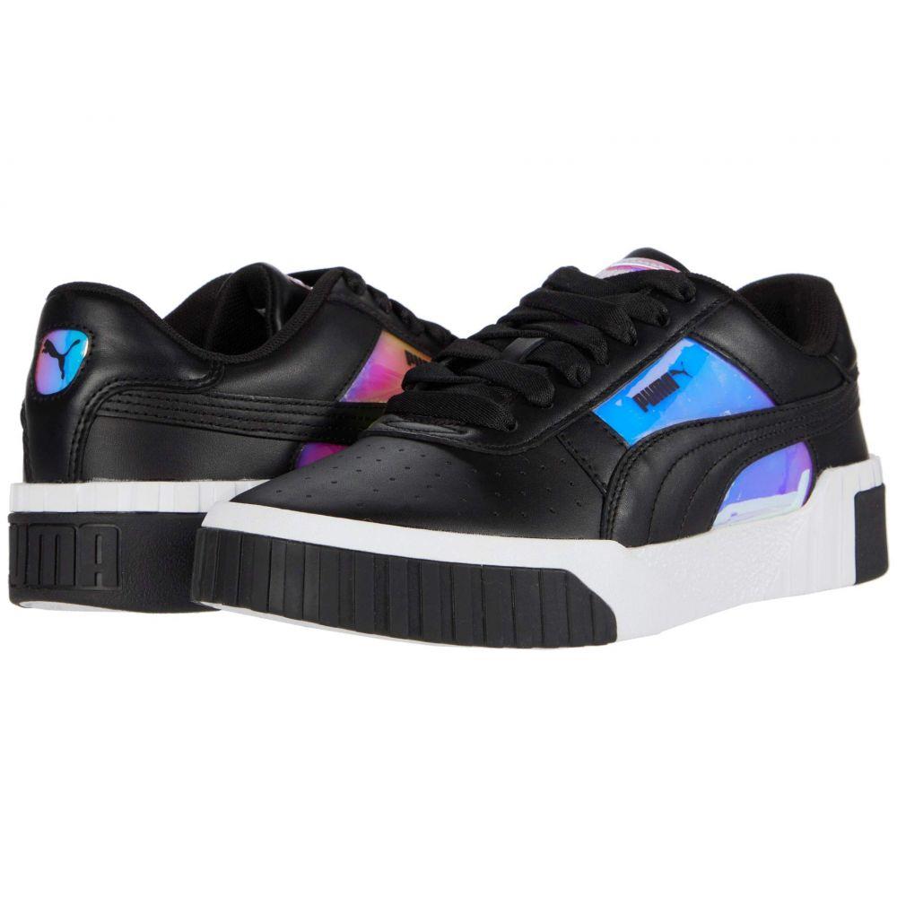 プーマ PUMA レディース スニーカー シューズ・靴【Cali Glow】PUMA Black